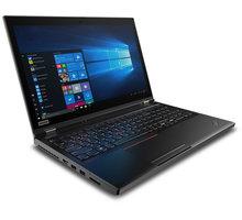 Lenovo ThinkPad P53, černá 20QN0011MC