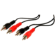 PremiumCord Kabel 2x CINCH-2x CINCH M/M 15m