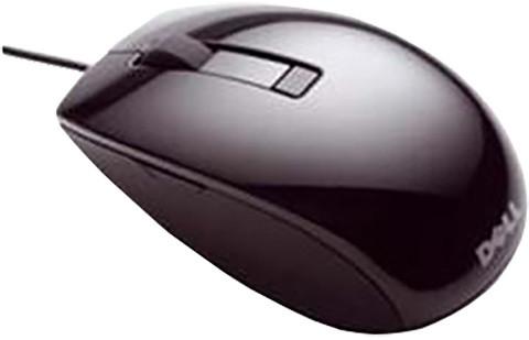 Dell laserová myš, černá/stříbrná (v ceně 419 Kč)