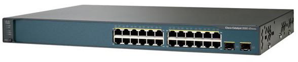 Cisco WS-C3560V2-24TS-S