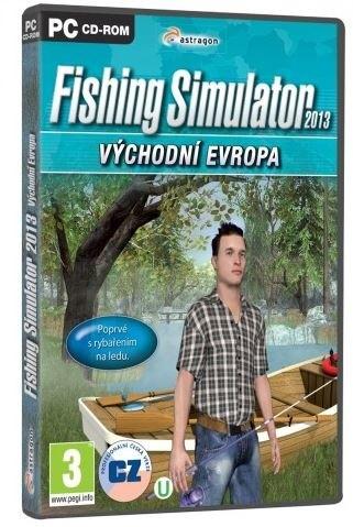 Fishing Simulator 2013 - Východní Evropa - PC