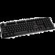 Mountain vyměnitelné klávesy PBT, 114 kláves, černé, US