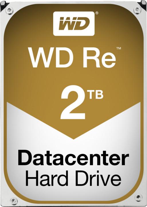 WD RE4 Raid edition - 2TB