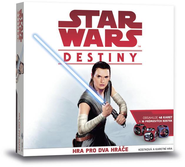 Star Wars Destiny: Startovní balení pro 2 hráče v hodnotě 700 Kč