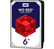 "WD Red (EFAX), 3,5"" - 6TB"