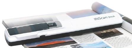IRIS skener IRISCan Pro Book 3 - přenosný
