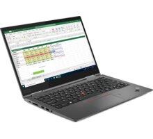 Lenovo ThinkPad X1 Yoga Gen 5, šedá - 20UB002MCK