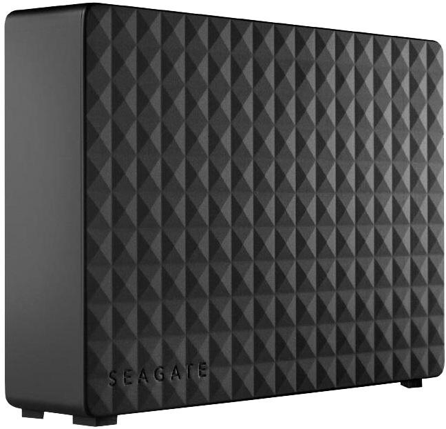 Seagate Expansion Desktop, USB3.0 - 10TB, černá
