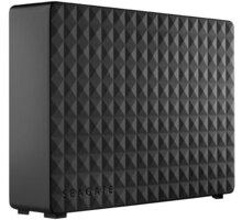 Seagate Expansion Desktop, USB3.0 - 4TB, černá