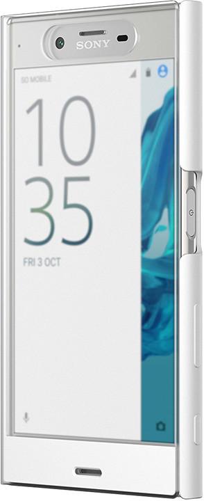 Sony SCTF10 Style Cover Touch Xperia XZ, bílá
