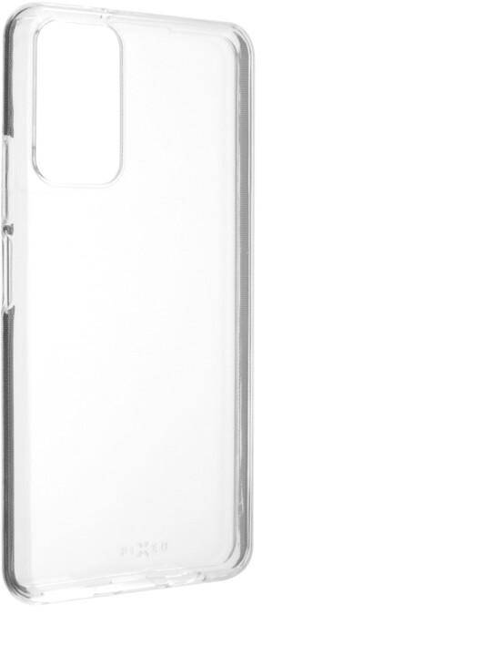 FIXED gelové pouzdro pro Honor 10X Lite, čirá