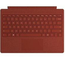 Microsoft Surface Pro Signature Type Cover, ENG, Poppy Red