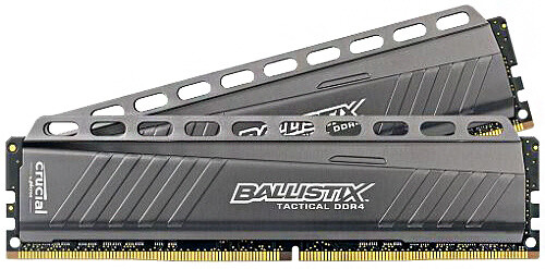 Crucial Ballistix Tactical 8GB (2x4GB) DDR4 2666