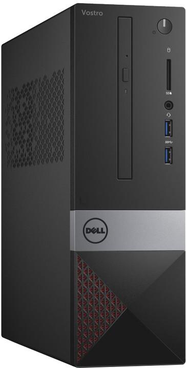 Dell Vostro 3268 SFF, černá