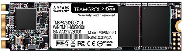 Team TEAMGROUP MS30, M.2 - 2TB