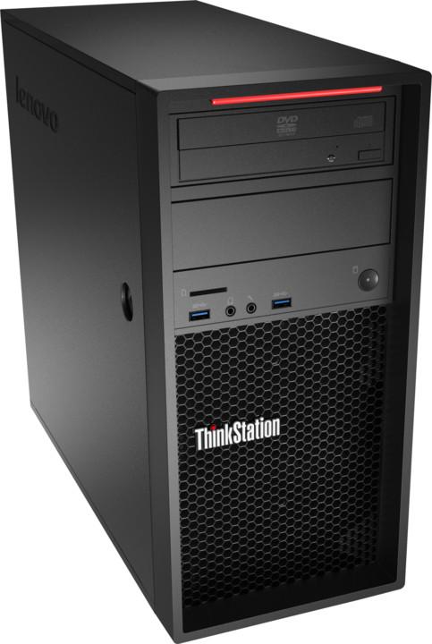 Lenovo ThinkStation P320 TW, černá