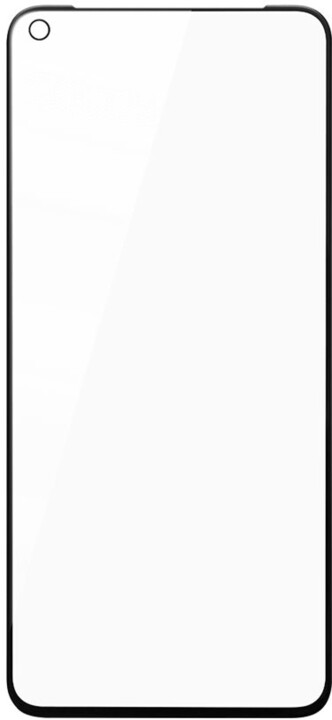 OnePlus ochranné sklo pro OnePlus 8T, 3D, černá