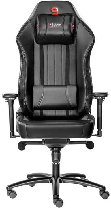 SPC Gear SR700 BK, černá