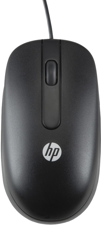 HP USB myš, černá