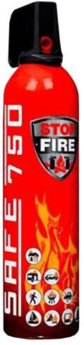 SAFE 750 Hasicí sprej 750 ml