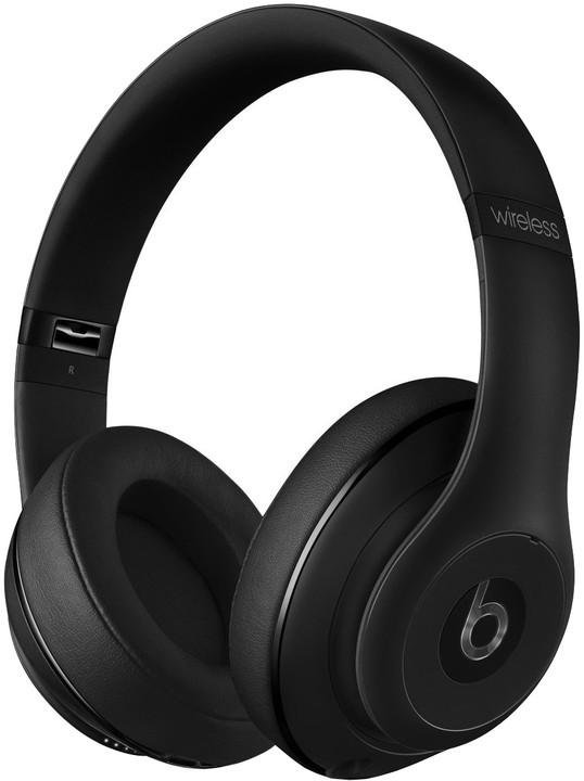 Beats Studio Wireless, matná černá
