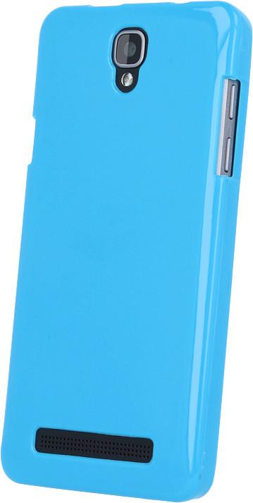 myPhone silikonové pouzdro pro PRIME PLUS, modrá