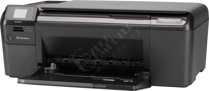 Hewlett Packard Photosmart C4780