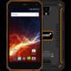 myPhone HAMMER ENERGY 3G, černá/oranžová  + Voucher až na 3 měsíce HBO GO jako dárek (max 1 ks na objednávku)