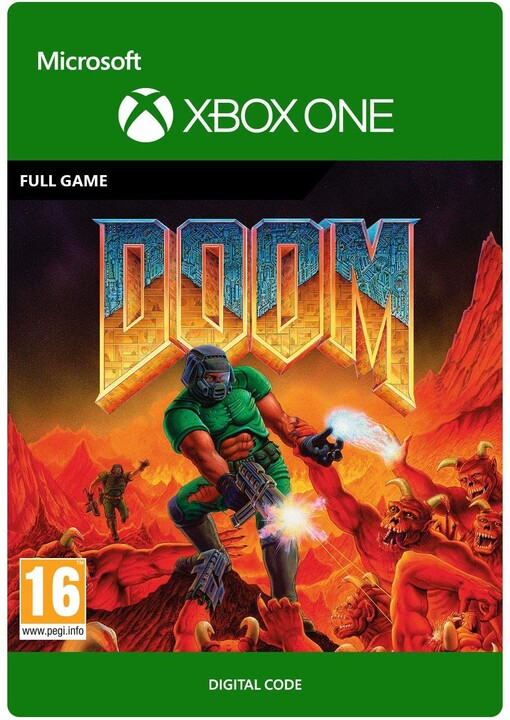 DOOM I (Xbox ONE) - elektronicky