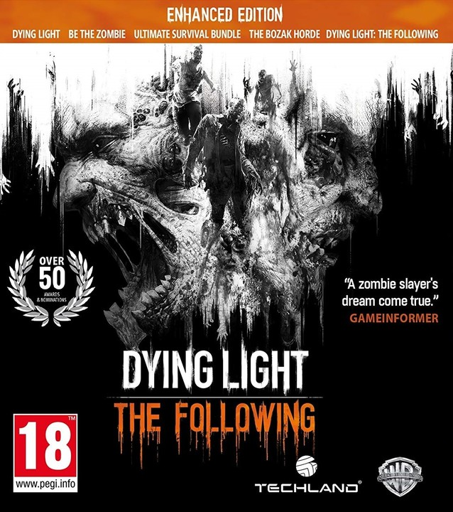 Dying Light: Enhanced Edition (PC) - elektronicky