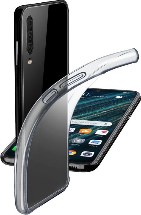 Cellularline extratenký zadní kryt Fine pro Huawei P30, bezbarvý