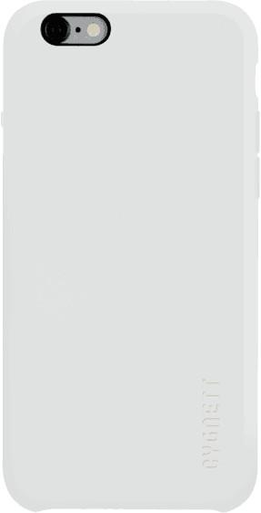 Cygnett Silikonové wrap snap pouzdro pro iPhone 6S & 6, bílá