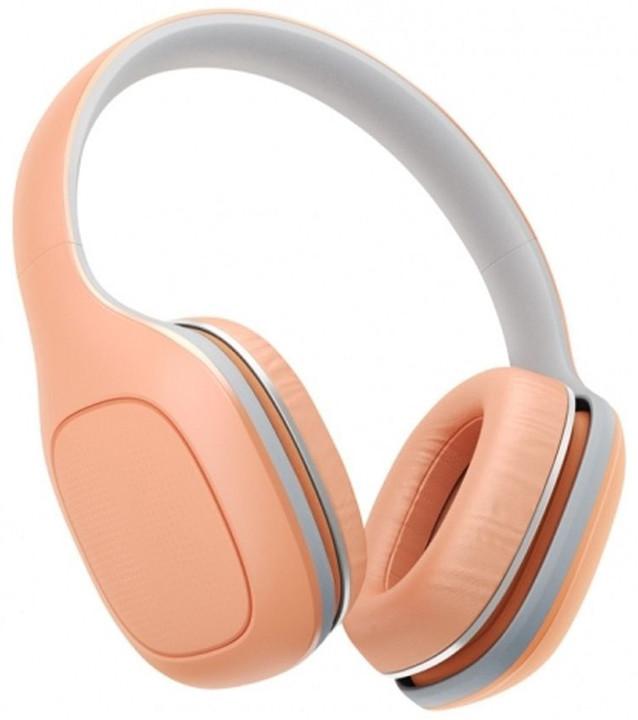 Xiaomi Mi Headphones Comfort, oranžová