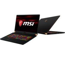MSI GS75 Stealth, černá Servisní pohotovost – vylepšený servis PC a NTB ZDARMA + Kuki TV na 2 měsíce zdarma