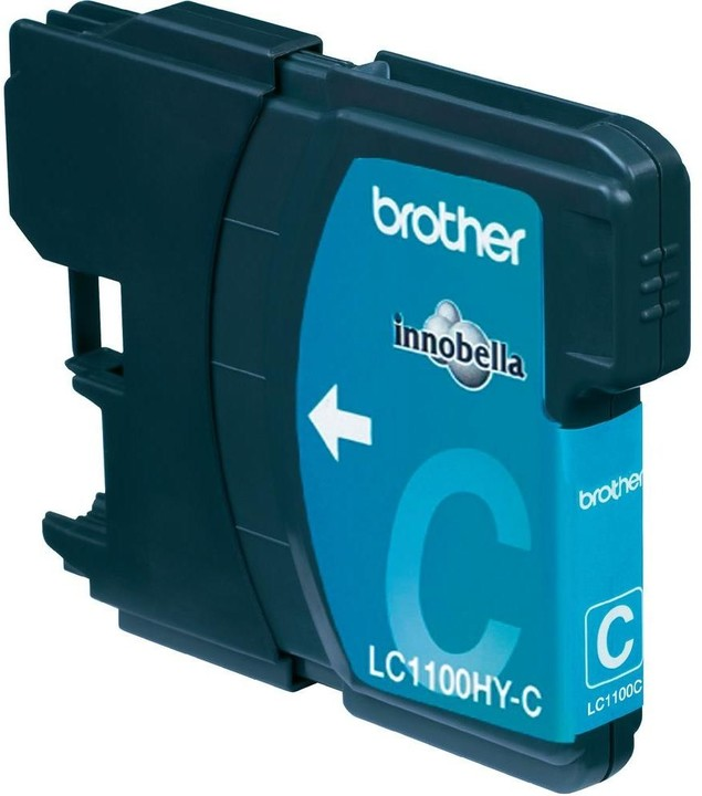 Brother LC-1100HYC, cyan