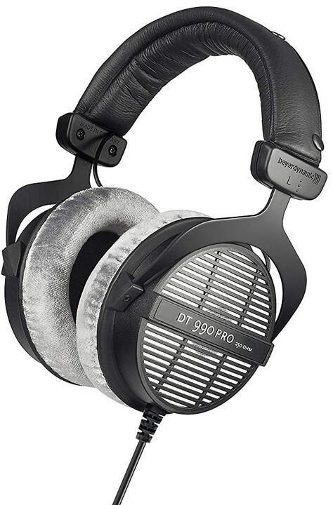 Beyerdynamic DT 990 Pro 250 Ohm, černá