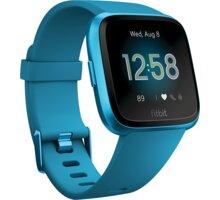 Fitbit Versa Lite, modrá - Rozbalené zboží