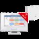 Honeywell Evohome Touch WiFi ATP921R3052, řídící jednotka s napájením + BDR91 Česká verze  + Možnost vrácení nevhodného dárku až do půlky ledna