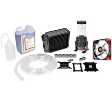 Thermaltake Pacific RL140 D5 Water Cooling Kit (120mm) CL-W072-CU00BL-A