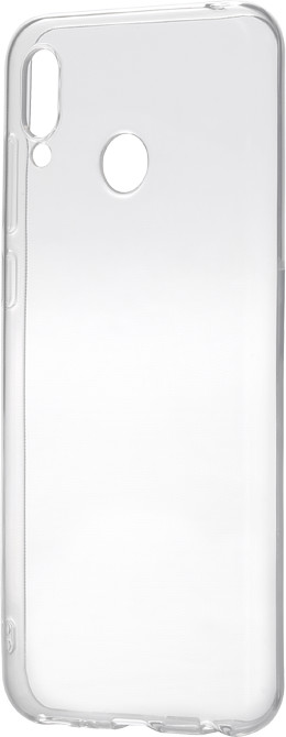 Epico Pružný plastový kryt pro Honor Play RONNY GLOSS, bílý transparentní