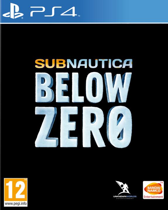 Subnautica: Below Zero (PS4)