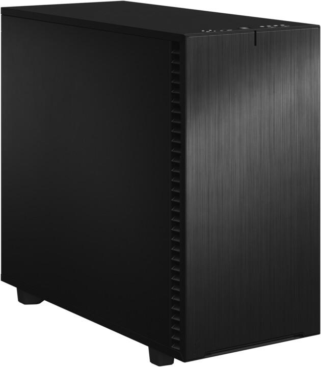 Fractal Design Define 7 Black Solid