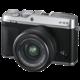 Fujifilm X-E3 + XC15-45 mm, stříbrná