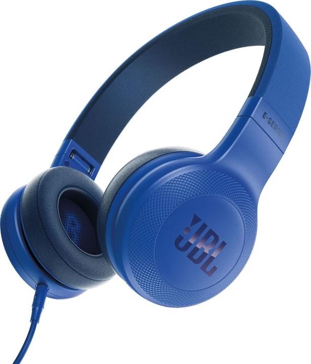 JBL E35, modrá