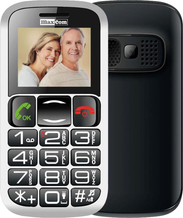 Maxcom Comfort MM462, černá