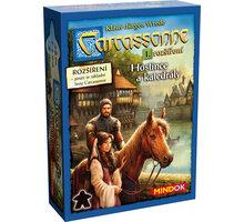 Desková hra Carcassonne rozšíření 1 - Hostince a katedrály - 011