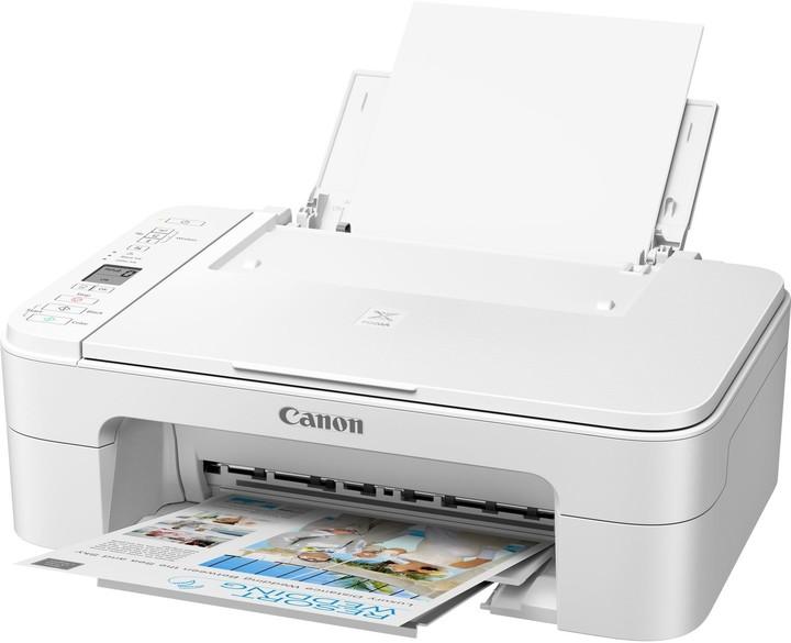 Canon PIXMA TS3351, bílá