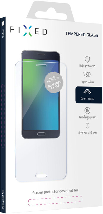 FIXED ochranné tvrzené sklo pro Sony Xperia L2