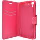 FIXED flipové pouzdro pro Huawei Y6, růžová