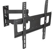 Stell SHO 3600 SLIM výsvuný držák TV, černá  + Stell SHO B300 SLIM, černá (v ceně 199,- Kč)